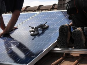 probleme panneaux photovoltaiques Lieusaint
