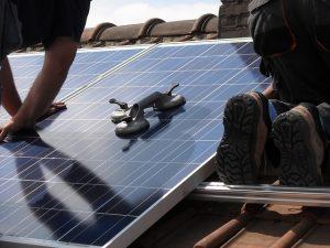 reparation installation panneaux solaires Ollainville