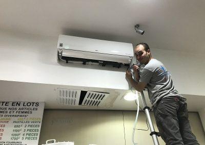 entreprise climatisation Paris
