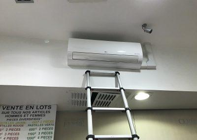 réparation de climatisation Paris
